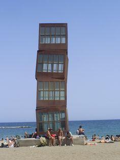 Barcelona, Spain beach