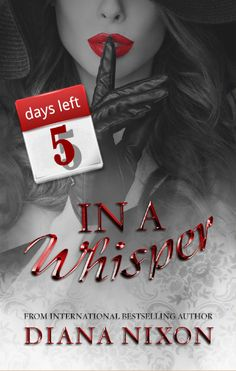 #InAWhisper Available on #JULY18th! Pre-Order on #AmazonKINDLE: http://www.amazon.com/Whisper-Set-Me-Free-Book-ebook/dp/B073PRC1WV/