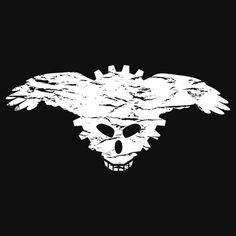 Cyborg Apocalypse Skull and Wings Drone
