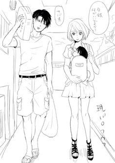 Rivetra from Shingeki no Kyojin