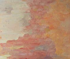Siri Skogstad Berntsen Artist blog: Abstract painting, thinking of you