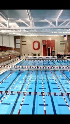 The hillenbrand aquatic center mckale pool at the - San jose state university swimming pool ...