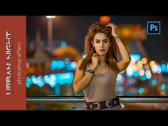 Photoshop cc Tutorial: Night orange and teal Preset Photoshop Filters Free, Photoshop Presets Free, Lightroom Presets, Camera Raw, Animation Tutorial, How To Make Tea, Night Photography, Photo Editing, Teal