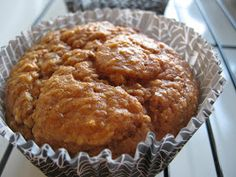 I See Fit People: Carrot Cake Protein Bars (or Muffins)