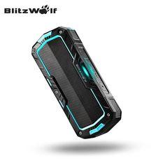 BlitzWolf BW-F3 IP65 2*5W Mini Bluetooth Portable Speaker
