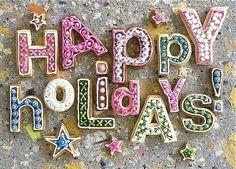 Christmas Cookies via 7beaches.tumblr.com