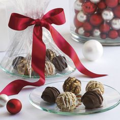 Truffle Time - The Pampered Chef® Shop now or join my team Pamperedchef. Christmas Goodies, Christmas Treats, Holiday Treats, Holiday Recipes, Pampered Chef Desserts, Chef Shop, Cooking Company, Holiday Baking, Winter Food