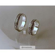 DOMBORÚ HUN INDÁS KARIKAGYŰRŰ-magyar ékszer Wedding Rings, Engagement Rings, Jewelry, Enagement Rings, Jewlery, Jewerly, Schmuck, Jewels, Jewelery