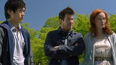 Christian Kane in The Librarians from digital spy. Some Kaniac Love!