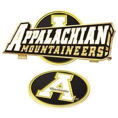 Appalachian State Mountaineers NCAA Hat Clip w/ Golf Ball Marker