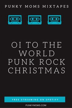 Oi To The World - Punk Rock Christmas Music Spotify Playlist - Free Streaming. Holiday Music