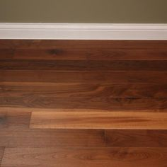 "Walnut Willowwood 3/8 x 5-1/2"" Engineered Hardwood Flooring"