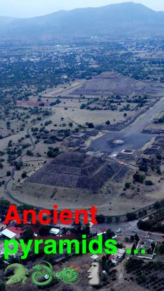 Teotihuacán - The Ancient Pyramids of the Sun & Moon #teotihuacan #anthropology
