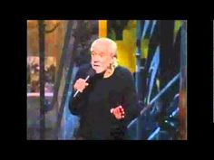 George Carlin on the Ten Commandments.