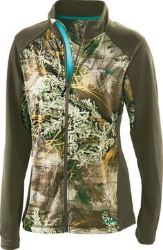 Cabela's Women's #OutfitHER Lifestyle Full-Zip Jacket