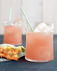 Turn any gathering into happy hour with this refreshing drink. Pair it with our Open-faced Shrimp Quesadilla when the occasion calls for an appetizer.