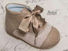 botas landos camel - botas niña - botas niño - landos -calzado infantil - calzado juvenil - kukin