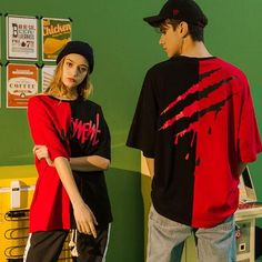 'Zibkev' Shirt - Brute Impact T Shirt Streetwear, Best Streetwear Brands, Style Streetwear, Japanese Streetwear, Streetwear Fashion, Bape, Cute Hippie Outfits, Style Du Japon, Urban Outfitters