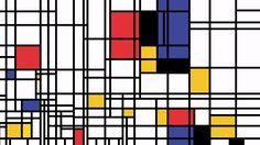 -Piet Mondrian-