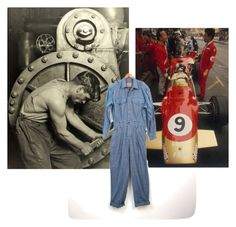 """""""the mechanic ...."""" by awewa ❤ liked on Polyvore featuring art"""
