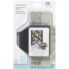 EK Success Slim Large Edger Punch, Scroll Pattern  $15.18 @ Walmart.com
