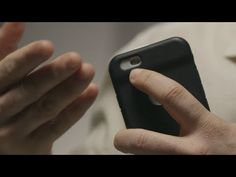 EyePatch phone case cleans your camera lens and covers your camera for privacy. - YouTube