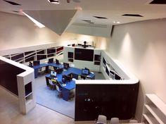 GENT 3.0 office by VOL2 DESIGN, Spain office design