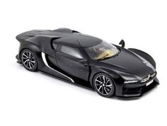This Citroen GT (2008) Diecast Model Car is Matt Black and features working wheels and also opening doors. It is made by Norev and is 1:18 scale (approx. 24cm / 9.4in long).  ...
