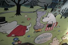 Moomin Shop, London