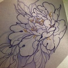 tattoos in japanese prints Fake Tattoo, 4 Tattoo, Cover Tattoo, Tattoo Drawings, Japanese Tattoo Art, Japanese Tattoo Designs, Japanese Sleeve Tattoos, Chrysanthemum, Crisantemo Tattoo