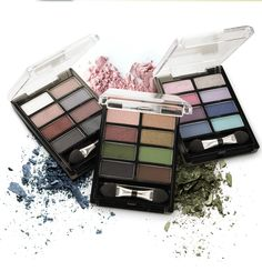 Oriflame Pure Colour Eyeshadow Palette