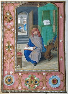 Book of Hours, MS M.399 fol. 113v - Images from Medieval and Renaissance Manuscripts - The Morgan Library & Museum
