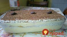 Fantastický dezert na nedeľné slnečné popoludnie. Skúste domáci Stracciatella mls, ktorý chutí ako zmrzlina.
