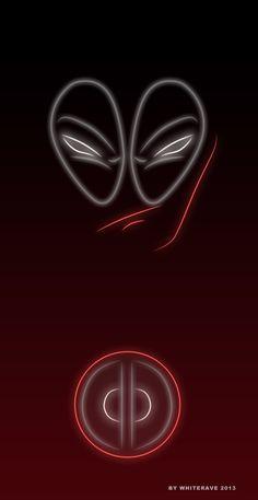 Deadpool by WhiteRave.deviantart.com on @deviantART