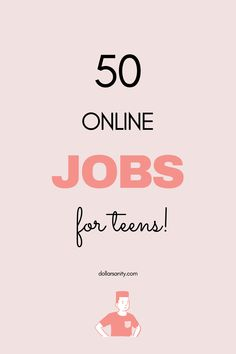 Legit online jobs for 13, 14, 15, 16, 17 and 18 year old teens to make money online. Learn how can you make money as a teenager today. Thes are all no experience online jobs for college students and teenagers. Check out these flexible ways to earn cash online Ways To Earn Money, Make Money From Home, Way To Make Money, Online Jobs For Teens, Legit Online Jobs, Earn Cash Online, Work From Home Careers, Old And Teen, A 17