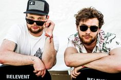Royal Blood Band Portrait at Coachella Weekend 1 for RollingStone.com by Keilen photography