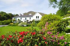 Cashel House - Country Manor House Hotel, Easter Offers Connemara and Galway Country Hotel, Country House Hotels, Manor House Hotel, Best Of Ireland, Connemara, Beautiful Gardens, Mansions, House Styles, Places
