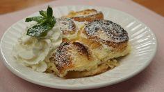Pochoutková žemlovka French Toast, Breakfast, Food, Morning Coffee, Essen, Meals, Yemek, Eten