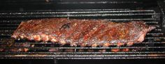 how to cook bbq pork spare ribs with dry rub
