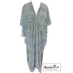 "On trend now ""Kimmie"" #bohemian Long Kimono with Indonesia's traditional #batik fabric. http://www.batikuniversal.com/store/p16/Kimmie_long_Kimono_.html #bohemianfashion #fashion #hippie #ethnic #bali #java"