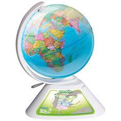 Globo Terraqueo 3d Snow Globes, Oregon, 3d, Image, Future, Globe, Educational Toys, Globes, Future Tense