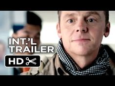 Hector and the Search For Happiness Official UK Trailer (2014) - Simon Pegg Movie HD I am VERY excited! I love all Simon Pegg films!!! ^-^