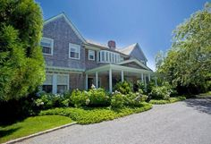 Spend The Holidays At Grey Gardens, Where Jackie Kennedy's Family Once Lived