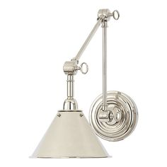 Anette Library Light - Wall Lamps / Sconces - Lighting - Products - Ralph Lauren Home - RalphLaurenHome.com