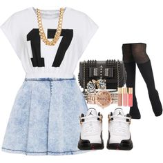 17 AGAIN, created by rashellehuntley45 on Polyvore