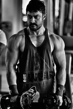 Check out the explosive look of Aamir from 'Dangal'