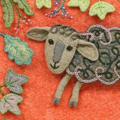 sheep by Salley Mavor