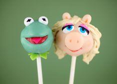 Bakerella Muppet cake pops!