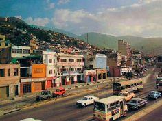 Avenida Soublette, a la altura de la Plaza el Cónsul de Maiquetía. 06 de Marzo de 1998