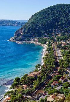 Eze-sur-Mer, French Riviera